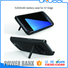 Hot Rechargeable Power Bank Case 5200 mAh power saver battery charger