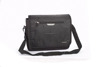 BLACK CLASSIC MESSANGER BAGS