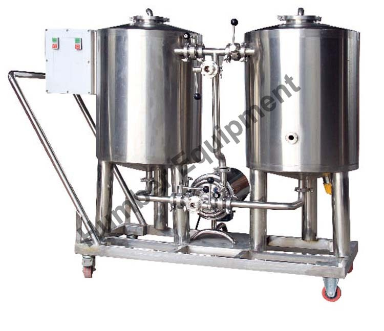 Steam jacket brew kettle beer brewing equipment home buy for Craft kettle brewing equipment