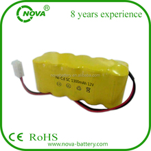 sc 12v ni-cd 1300mah rechargeable battery ni cd sc1300mah pack f 1300mah power tools batteries