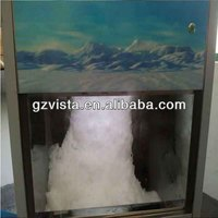 2013 New Type Commercial Snow Ice Maker Machine (300kg/day)