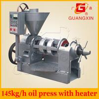 Good quality flax/sesame/ peanut seed cold oil press machine price