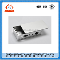 outdoor used waterproof custom cnc milling machining aluminium boxes for electronics
