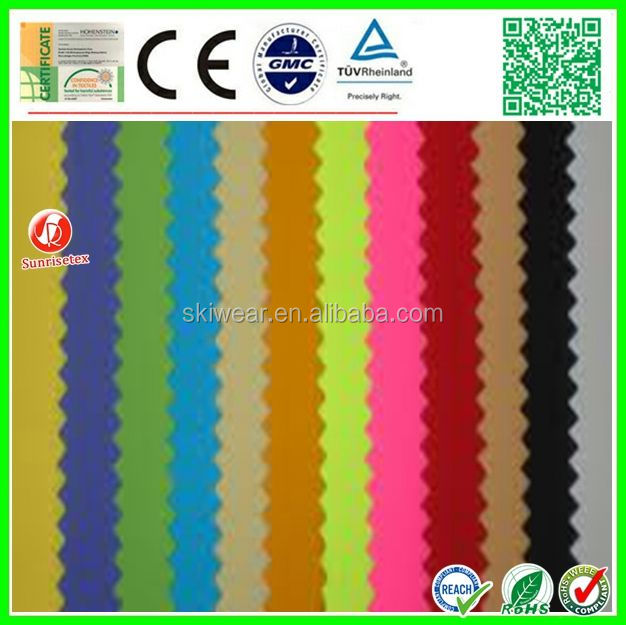 spandex stretch stocklots 100% polyester mattress fabric