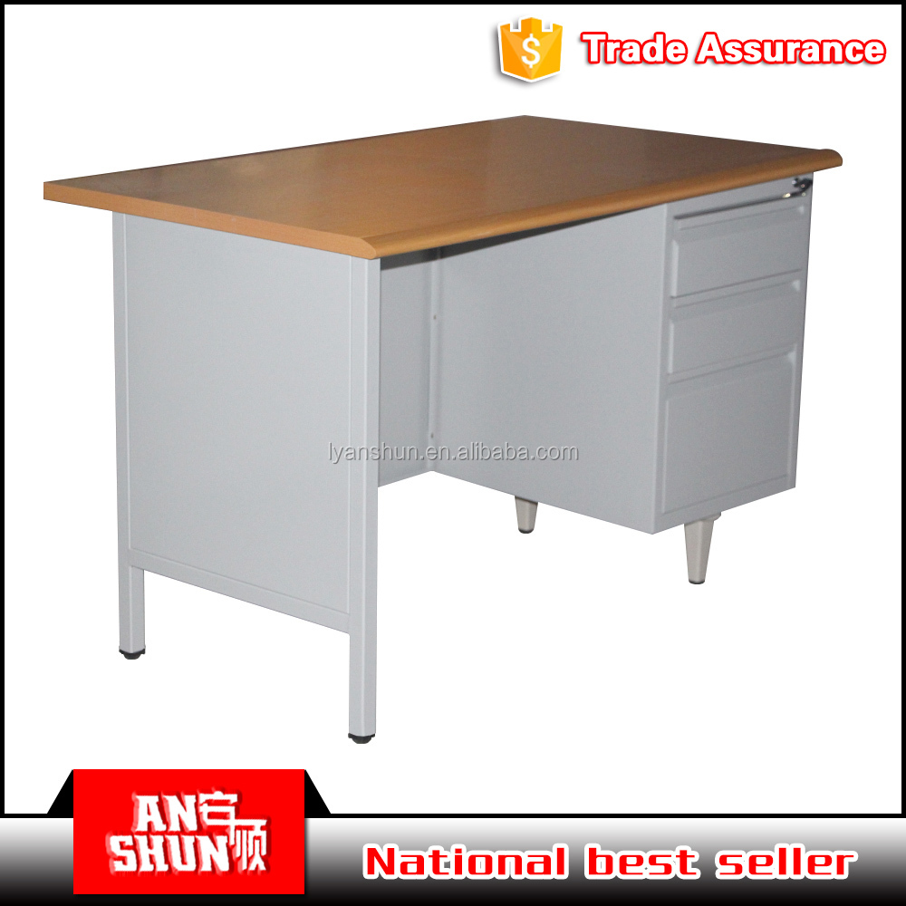 Luoyang steel office furniture table desk measurement designs
