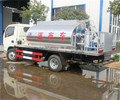 6000L asphalt distributor bitumen sprayer truck for sale
