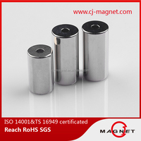 High Quality hot sale cylinder neodymium 15x50mm Magnet Price in china