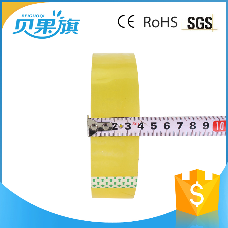 different size sticky waterproof packing custom printed water proof stainless steel measuring tape