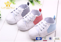 New fashion espadrille baby shoes soft sole spring shoes