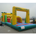 Top quality popular forest floating obstacle course