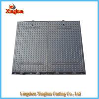 Cast iron/Ductile iron 1360X136850 B125 Square manhole cover