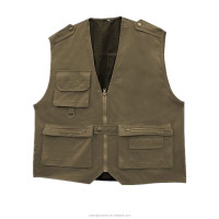 Men's Multi Pocket Fishing Vest