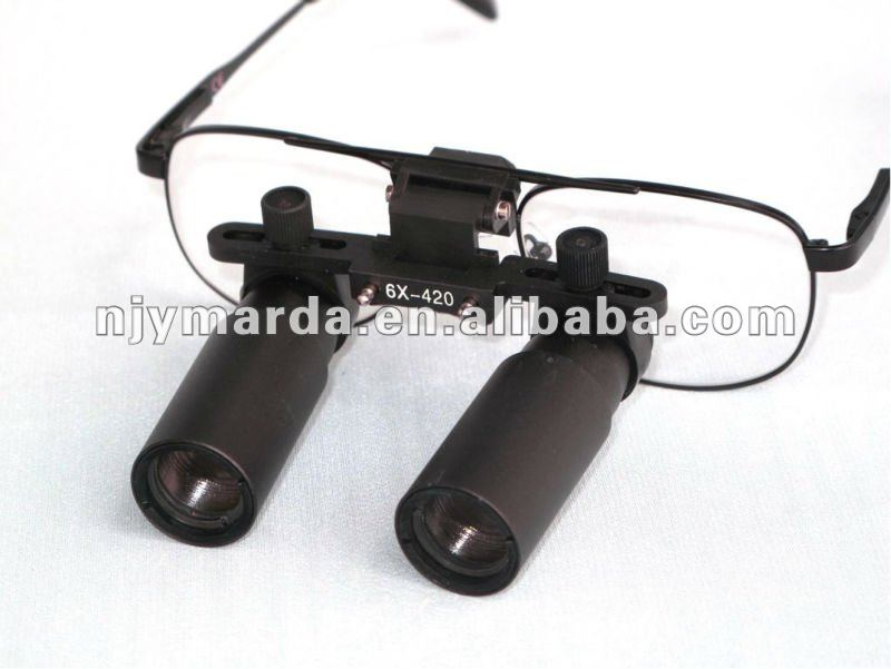 New DM6.0x Surgical Binocular Dental Loupes Magnifier/dental loupes