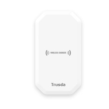 TRUSDA Promotional Gift Portable QI Inductive Standard Wireless mobile charger for samsung HTC Nokia