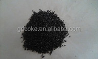 calcined anthracite coal/coaly additive, FC80, as carbon raiser