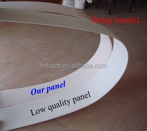 PVC decorative wall panels made in haining, Zhejiang