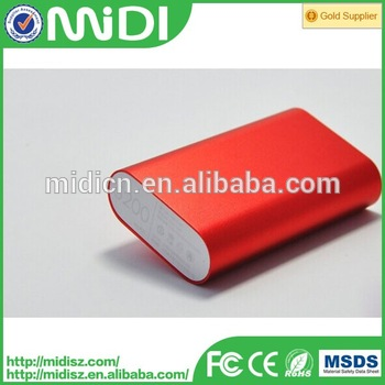 Universal power banks portable power bank 5200mah