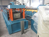 C Z Shaped Purlin Forming Machine