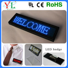 name board led lighting