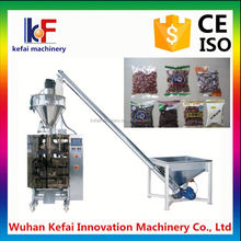 salt and melon seed packaging and sealing machine/line