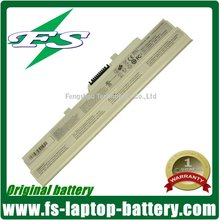 Branded laptop battery BTY-S12 for MSI BTY-S11 Wind U90 Advent 4211 14L-MS6837D1 6317A-RTL8187SE TX2-RTL8187SE series