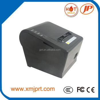 58mm POS receipt thermal printer with cutter JP-58D-U