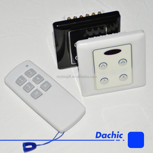 AC220V 4 channel wireless rf remote control switch