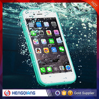 Alibaba best selling colorful waterproof phone case for iphone 6 shockproof case