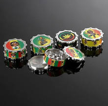 Factory Special Design Drum Shapes Wholesale Tobacco Grinder