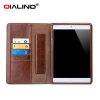 QIALINO hot sale product leather smart case for ipad air 2