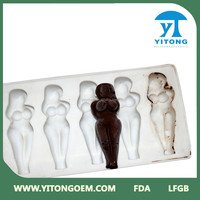 silicone chocolate 3D mold chocolate moulds