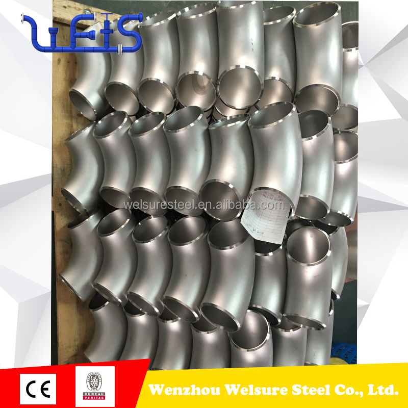 stainless steel low temperature carbon steel astm a420 elbow