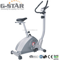 GS-8606 Popular magnetic body fit exercise bike for home use