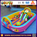 baby inflatable backyard bouncer flower moonwalker kids bounce house