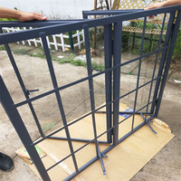 Cheap House Steel Windows For Sale