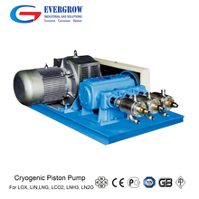 Cylinder filling Cryogenic piston Carbon Dioxide Liquid CO2 Pump