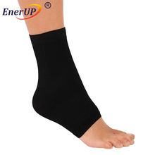 Sports comfortable Compression neoprene waterproof copper ankle support