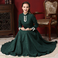 11801 Instock Hot Sale Middle East Design Kaftan Muslim Women Formal Abaya Dress Designer One Piece Party Dress