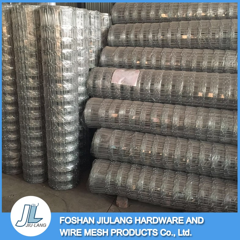 a high security galvanized sheep wire mesh fence roll