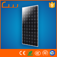 High efficiency energy saving 8 years warranty 100W 200W solar panel