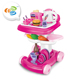 32 PCS tableware trolley toy children kitchen play set for sale