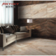 Full body thin glazed ceramic indoor floor tile for wholesale in United States