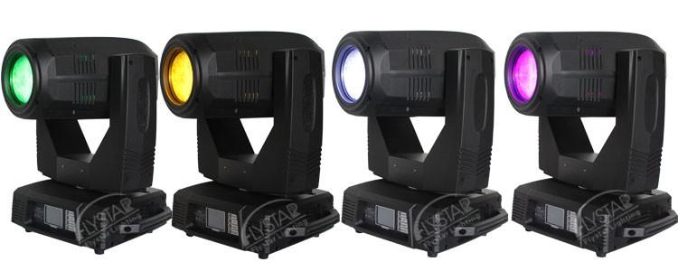 Chine top 10 300 w 350 w dmx spot zoom tête mobile faisceau de lumière