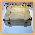 established manufacturer of used wooden wine boxes