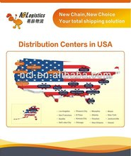 Door Delivery Service From Foshan to San Diego USA