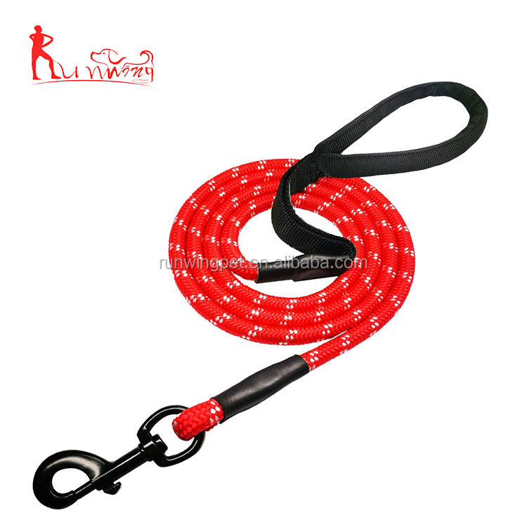 6ft premium durable climbing rope dog leash as pet supply