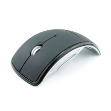 2.4GHz USB 2.0 Computer PC Cordless Foldable wireless Optical Mouse