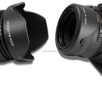 77MM Reversible Flower Lens Hood for for Canon for Nikon for Pentax for Sony for Sigma for Tamron and other camera lens