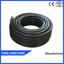 8.5mm PVC three Ply four Threaded Black High Pressure Korea Spray Hose