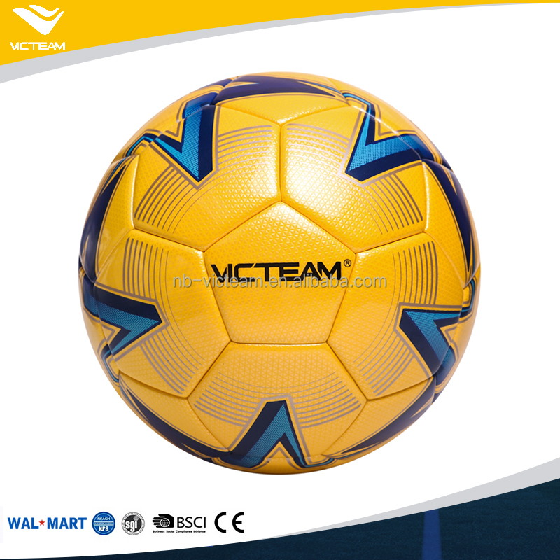 China Best Oem Training PU Material Official Match Footballs Soccer Balls Machine Printed Sale